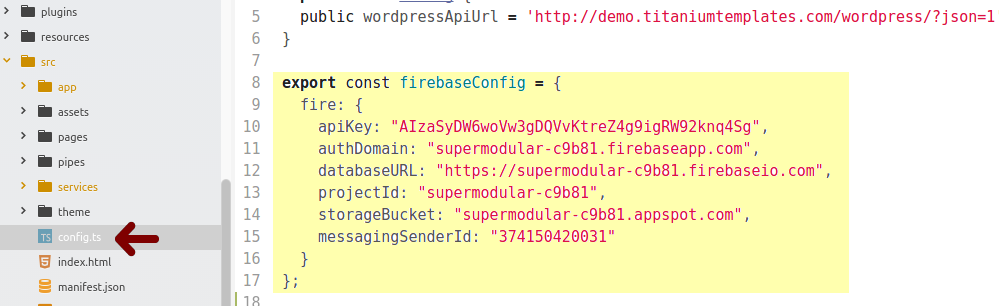 How To Authenticate with Firebase and Ionic 3 - Email