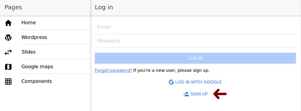 How To Authenticate with Firebase and Ionic 3 - Email/Password and