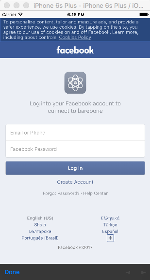 How to add Facebook and Google login to your Ionic 2 app with
